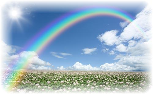 ジーニー先生の12星座占い「つらい時を越えてあの人と虹の橋を渡るには?」