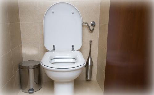 【やってはいけない風水】トイレ編~トイレのお掃除をあまりしていない~