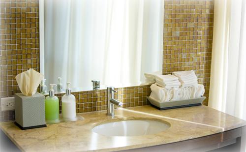 【やってはいけない風水】お風呂・洗面所編~鏡が汚れてしまっている~