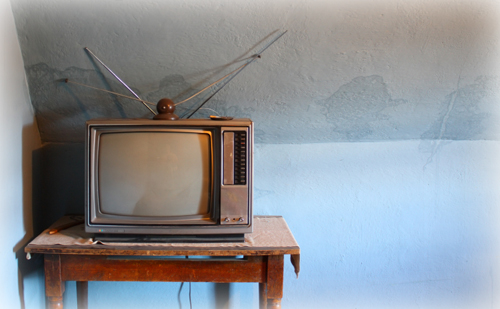 【やってはいけない風水】リビング編~リビングのテレビの画面が汚れている~
