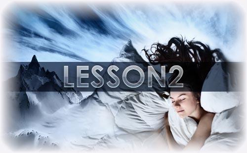 『夢の教え』12LESSONの~LESSON2 身体面を教えてくれる夢~