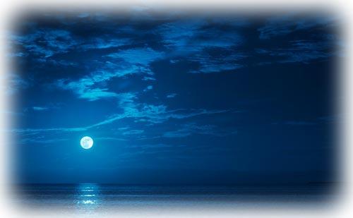 満月で読む天空模様【2016年7月】