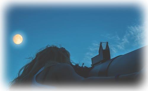 満月で読む天空模様【2016年8月】