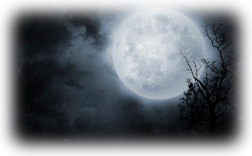 満月で読む天空模様【2016年12月】