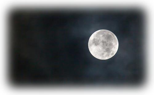 満月で読む天空模様【2017年2月】
