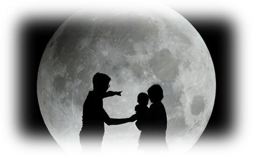 満月で読む天空模様【2017年9月】