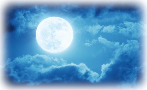 満月で読む天空模様【2018年2月】