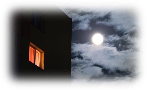 満月で読む天空模様【2018年9月】